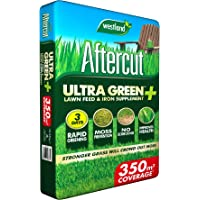 Aftercut Gazon Engrais et Fer à Repasser Complément Alimentaire, Naturel, 350sq.m