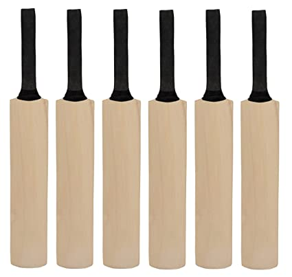Amazon.com: Larjonna - Minibate de críquet en miniatura con ...