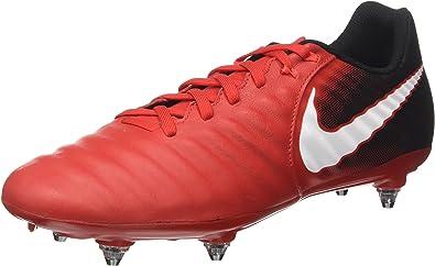controlador detective Respectivamente  Nike Tiempo Ligera IV SG, Zapatillas de Fútbol para Hombre: Amazon ...