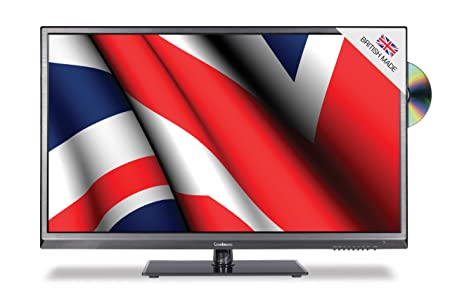 Goodmans Gvledhd40dvd 40 Inch Hd Tv With Freeview And Amazoncouk