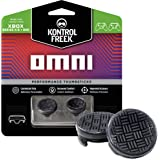 KontrolFreek Omni for Xbox One and Xbox Series X Controller | 2 Performance Thumbsticks | 2 Low-Rise Concave | Black