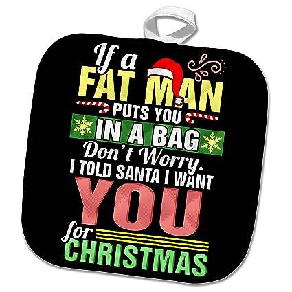 Amazon.com: 3dRose Sven Herkenrath Christmas - Santa Claus with Xmas ...