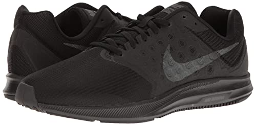 huge discount e515a 38012 Nike Downshifter 7 Black Metallic Hematite Anthracite Mens Running Shoes ( Black MTLC Hematite Anthracite, 8 D(M) US)  Buy Online at Low Prices in  India ...