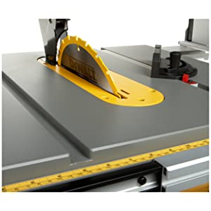 Tips for changing a table saw blade