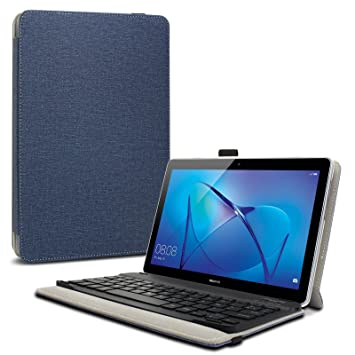 Infiland Case For Huawei Mediapad T3 10 Ultra Slim Cover With