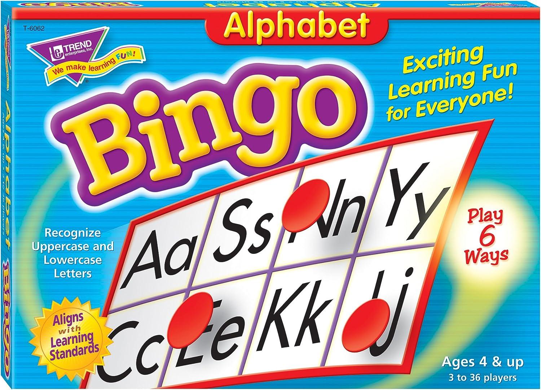 B00006ICAY Alphabet Bingo Games 81HVO4aRNyL