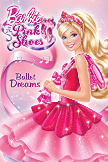 Barbie in the Pink Shoes (Little Golden Book)