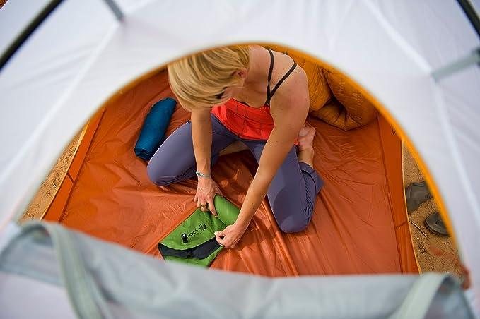 BRAND NEW Klymit statique V2 Vert Camping Voyage sommeil Pad