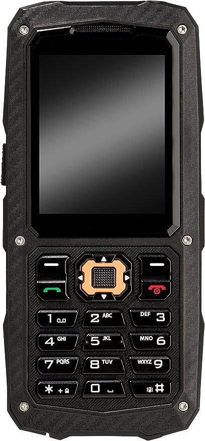 Cyrus Cm8 Solid Outdoor Handy 1700 Mah Akku Elektronik