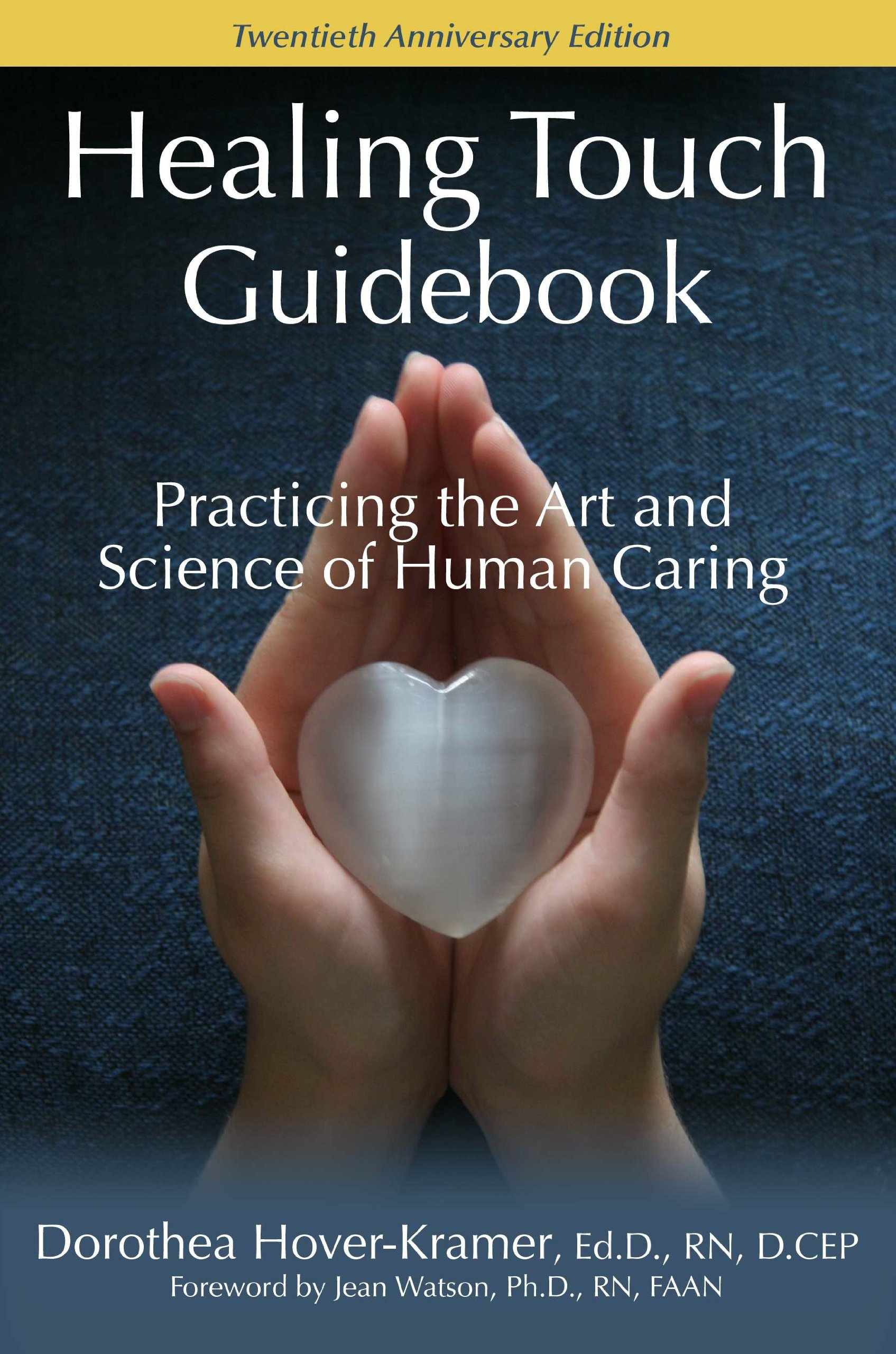 Download Healing Touch Guidebook, Practicing the Art and Science of Human Caring pdf