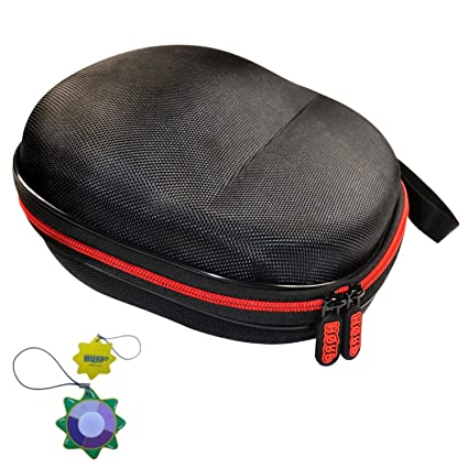 9bf2c5b742a Image Unavailable. Image not available for. Color: HQRP Hard Case for Audio-Technica  ATH-AD700 ...