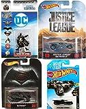 2018 Justice League Batmobile Batman Set #1