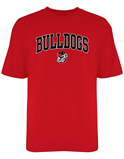 official photos 8e85b c3612 Old Varsity NCAA Georgia Bulldogs Gildan T-Shirt