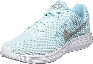 Nike Revolution 3, Zapatillas de Running para Mujer: Amazon.es: Zapatos y complementos