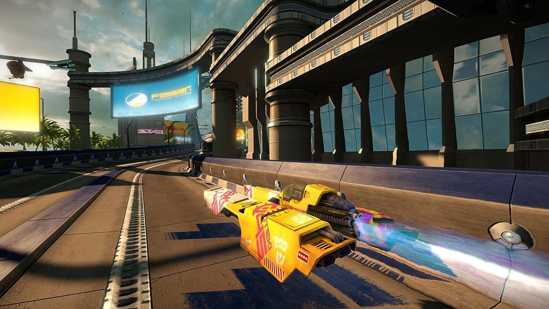 Sony WipEout Omega Collection, PS4 Básico PlayStation 4 vídeo - Juego (PS4, PlayStation 4, Racing, Modo multijugador, E10 + (Everyone 10 +)): Amazon.es: ...