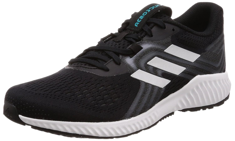 TALLA 44 2/3 EU. Adidas Aerobounce 2 M, Zapatillas de Trail Running para Hombre