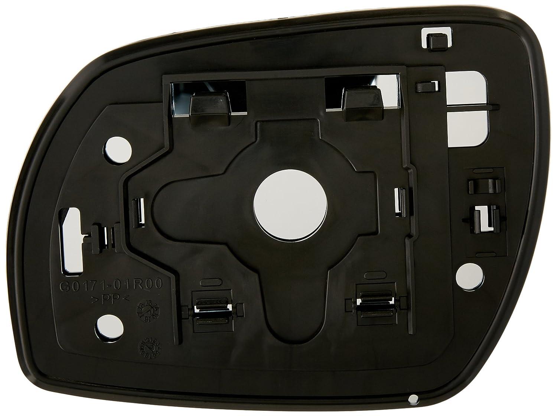 Dorman 56552 Nissan Murano Driver Side Heated Plastic Backed Door Mirror Glass