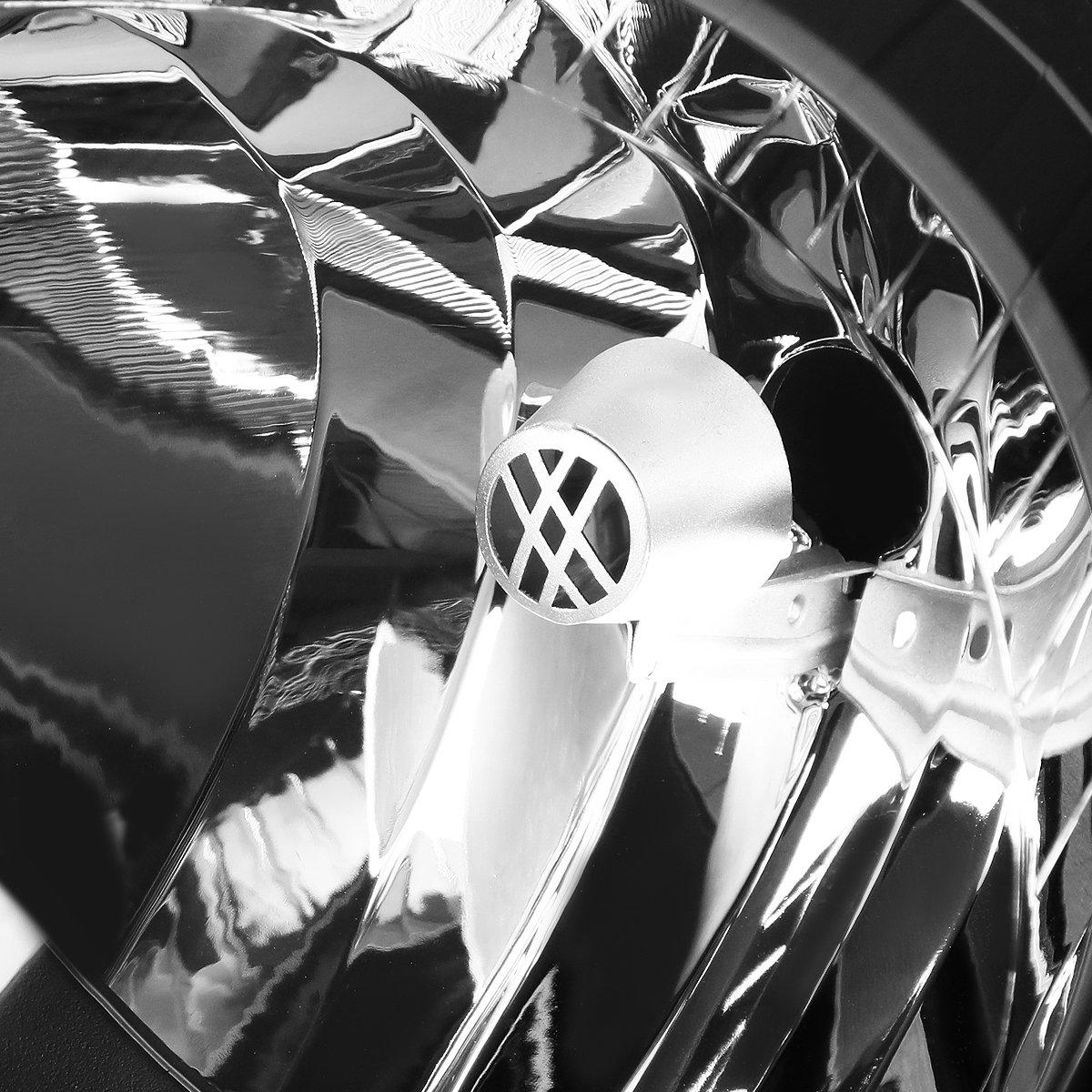 VW Golf / GTI / Jetta / Rabbit Pair of Headlight (Black Housing Clear Corner) by Auto Dynasty (Image #2)