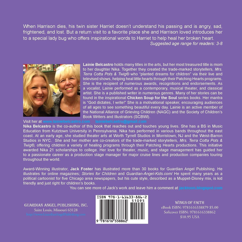 Harriet's Heartbroken Heart: Lainie Belcastro, Nika Belcastro, Jack