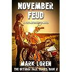 NOVEMBER FEUD (October Fall series Book 2)