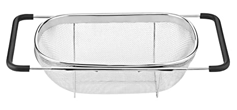 Cuisinart CTG 00 OSC Over The Sink Colander, 5.5 Qt