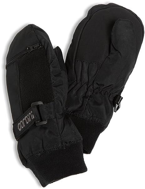 Gordini Kids Baby Children S Heaterpack Ii Waterproof Insulated Mittens Black