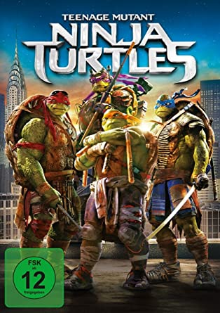 Teenage Mutant Ninja Turtles [DVD]: Amazon.es: Megan Fox ...