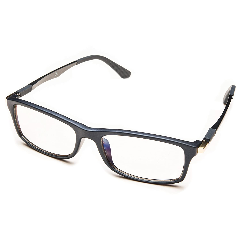84d33e78dce5 Amazon.com  PROSPEK - Computer Glasses - Blue Light Blocking Glasses -  Dynamic (+0.00 (No Magnification)