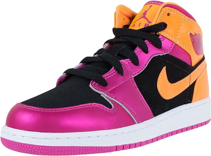 Nike Air Jordan 1 Mid (GS) 026 (K117