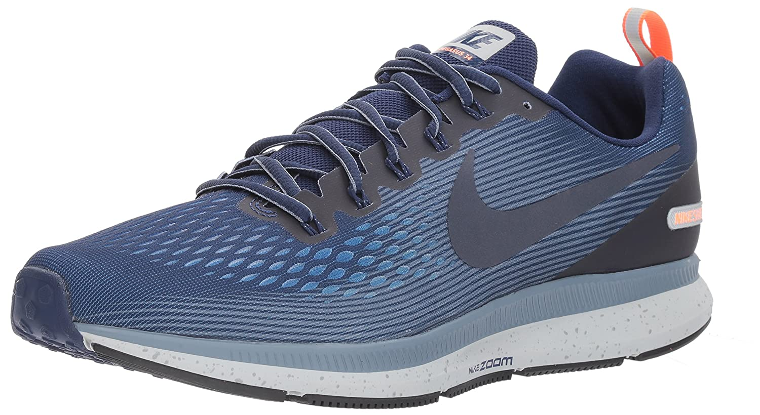 Nike Air Zoom Pegasus 34 907327 400-907327400  Buy Online at Low Prices in  India - Amazon.in f038ff3cc