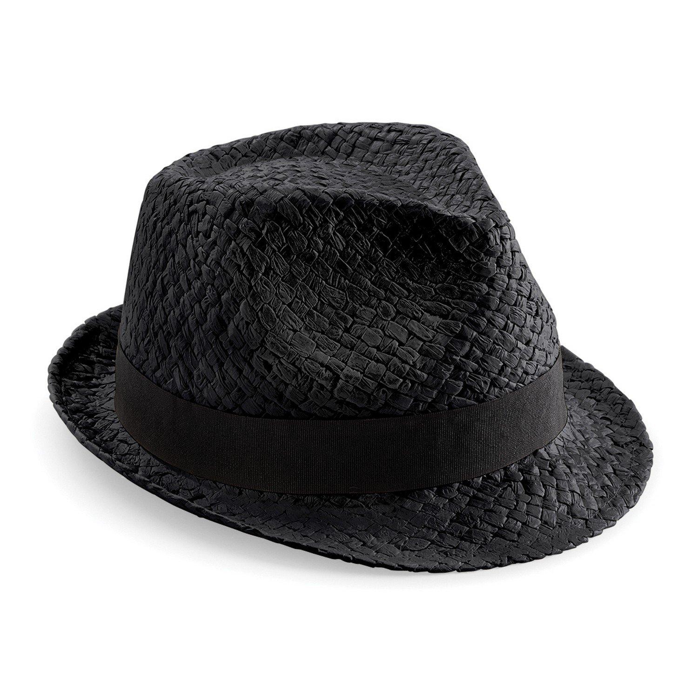 Beechfield - Cappello Stile Panama - Unisex
