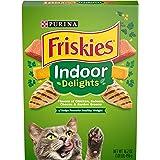 Purina Friskies Indoor Delights Cat Dry Food, 459g