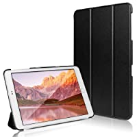 "JETech 3330-CS-SAMSUNG-TAB-S2-8.0-BK 8"" Custodia a libro Nero custodia per tablet"