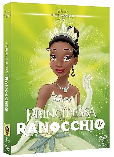 La Principessa E Il Ranocchio [Italia] [DVD]: Amazon.es ...