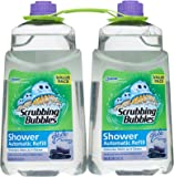 Scrubbing Bubbles Auto Shower Cleaner Refill Everyday Value Pack Single Unit Twin Pack