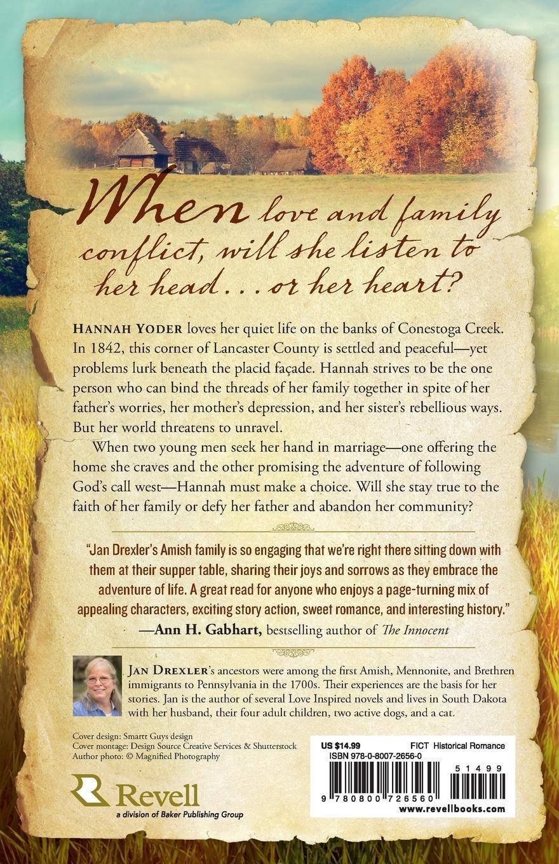 Hannah's Choice: A Novel (Journey to Pleasant Prairie): Jan Drexler:  9780800726560: Amazon.com: Books