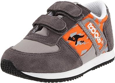 102ce25fd7 KangaROOS Combat Basic Velcro Strap Fashion Sneaker (Toddler Little Kid )