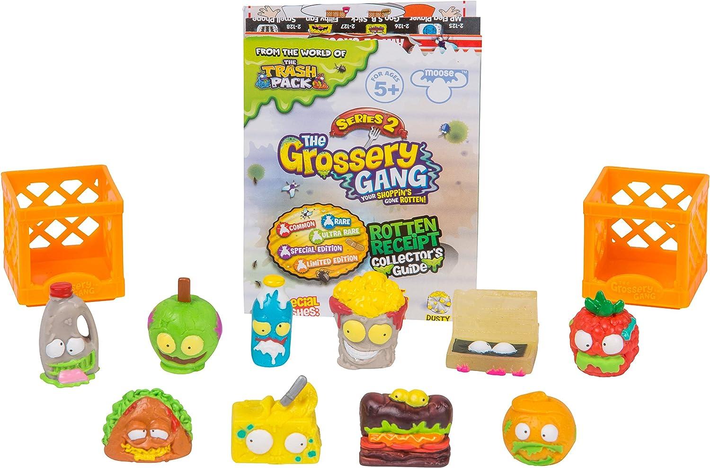 Grossery Gang 69016 Season 2 - Juego de Accesorios: Amazon.es: Juguetes y juegos