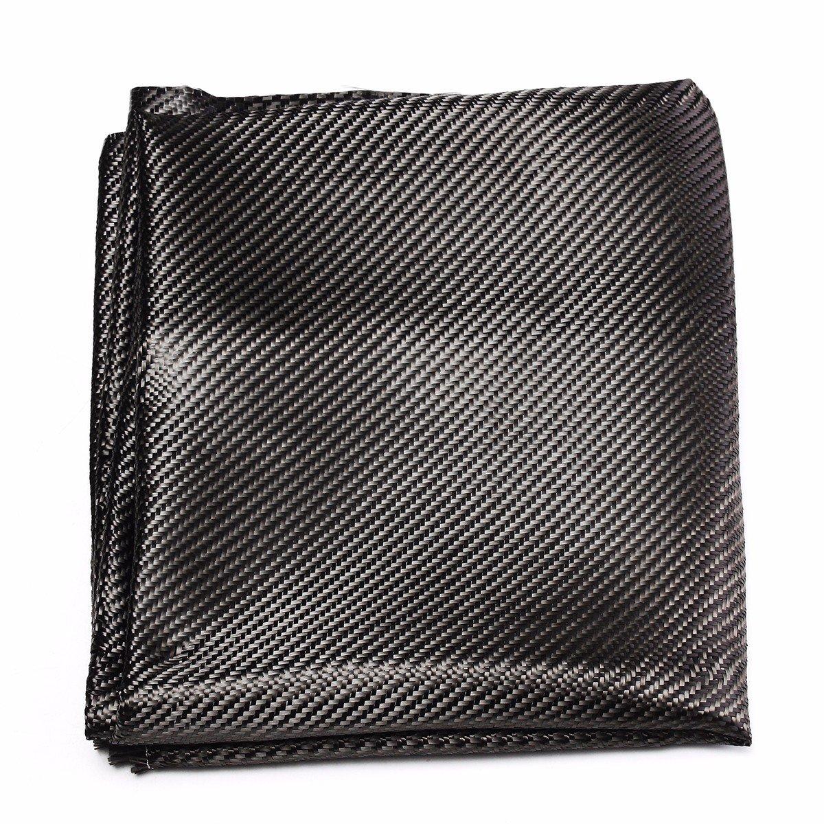 ChaRLes Carbon Fiber Fabric Tuch 3K Twill Weave 127x91cm