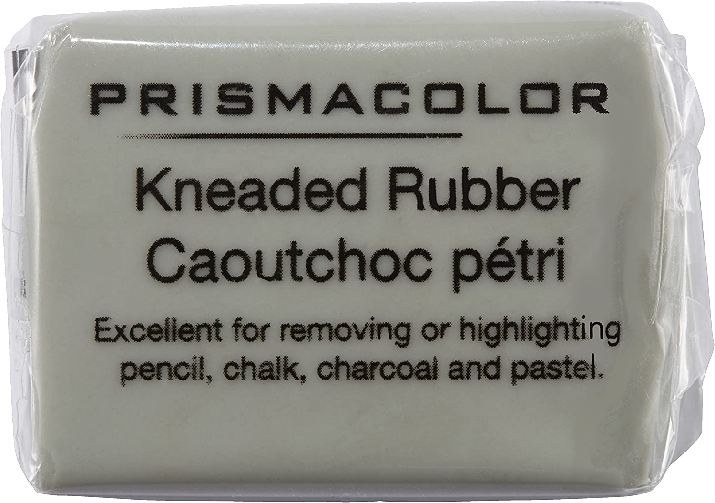 12 PC 70531 Pencil Pastel Prismacolor Kneaded Rubber Art Eraser Large