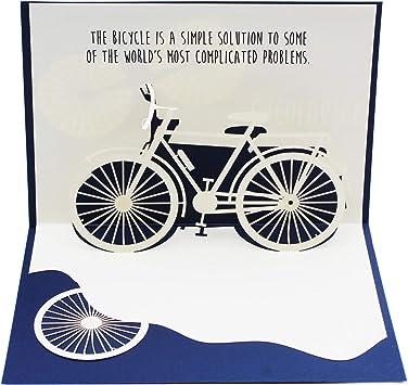 Cycologist - Tarjeta desplegable para bicicleta | Gran adición a ...
