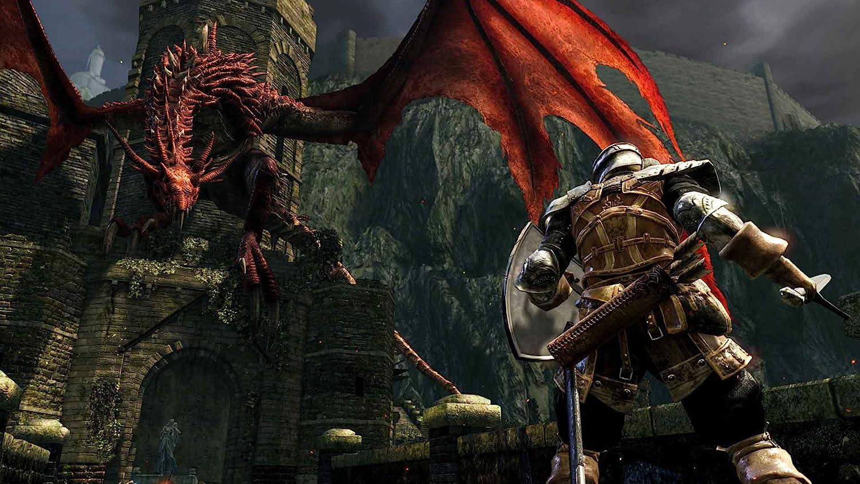 Dark Souls Remastered - Xbox One [Importación inglesa]: Amazon.es ...