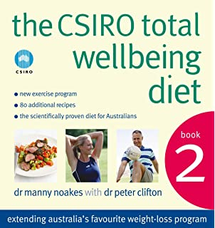 Csiro total wellbeing diet book 2: amazon. Co. Uk: clifton peter.