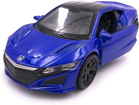 H Customs Nsx Modellauto Miniatur Auto Lizenzprodukt 1 34 1 39 Blau Auto