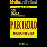 Precalculo: Introduccion al Calculo