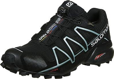Salomon Speedcross 4 GTX, Calzado de Trail Running para Mujer: Amazon.es: Zapatos y complementos