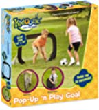 Kidoozie Pop-Up 'n Play Goal