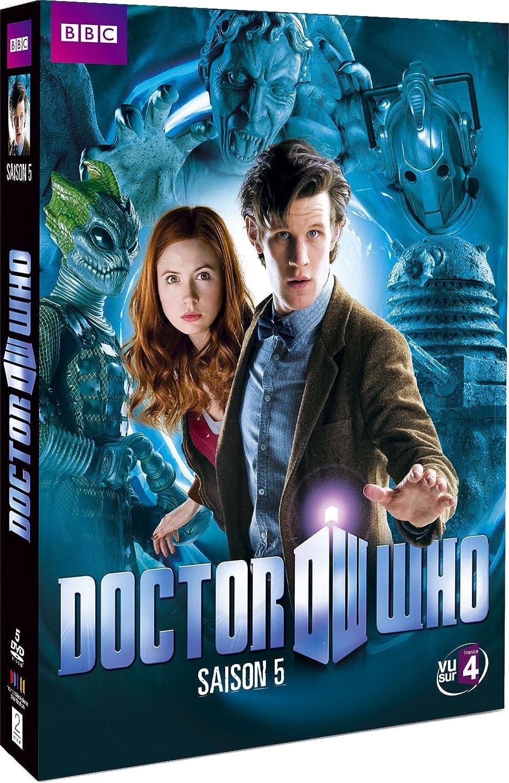 Doctor Who - Saison 5 [Francia] [DVD]: Amazon.es: Matt Smith ...