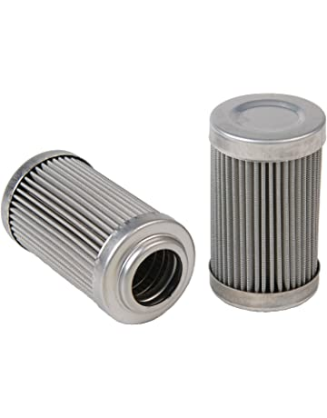 84d5765f749 Peterson Fluid Systems 08-1900 100 Micron Pleated Replacement Filter  Element Automotive