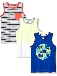 Nwt-nike Boys Kid's Just Do It-tank Top Sleeveless T-shirt Size 4-msrp $17 100% Original Tops, Shirts & T-shirts